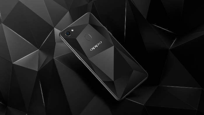 Oppo F7 Diamond Black Special Edition Launch