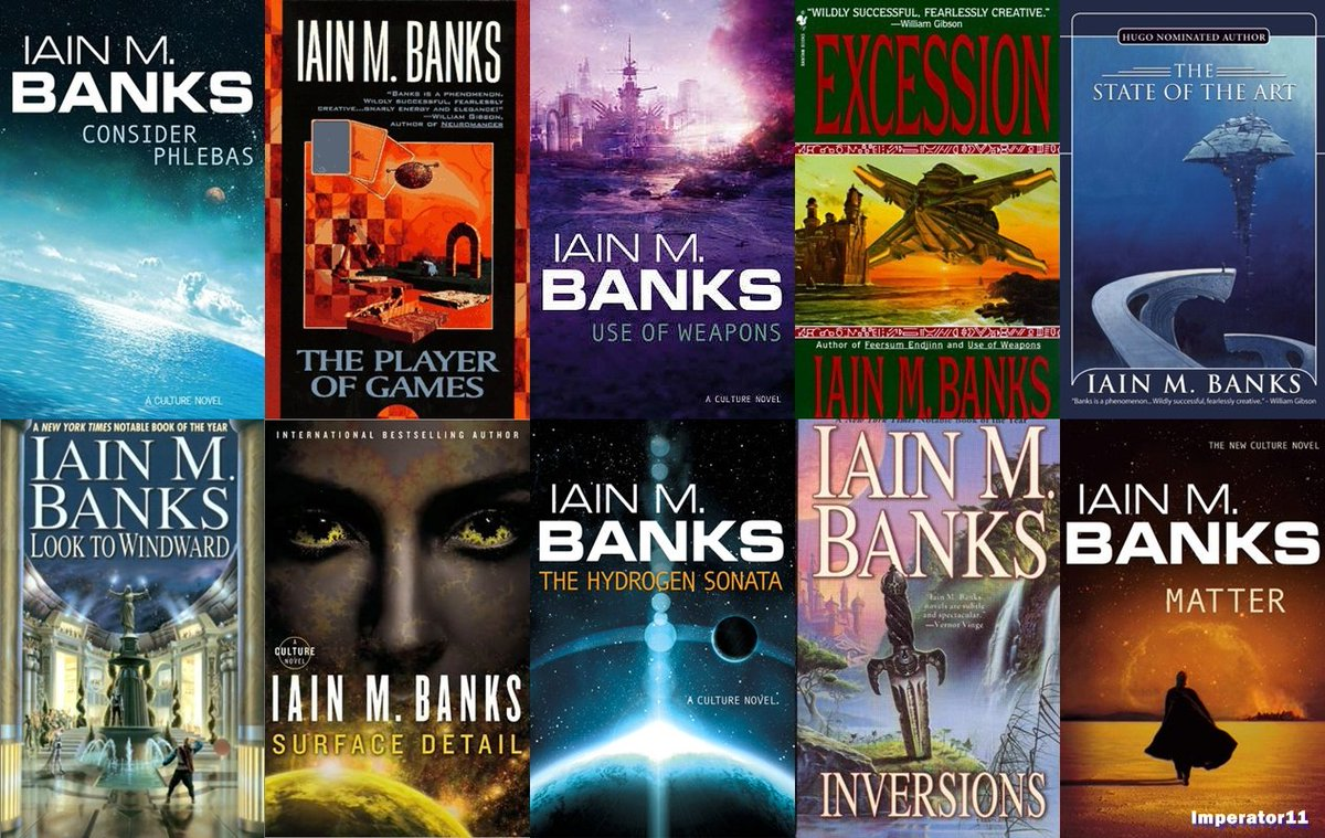 "Future Timeline on Twitter: ""The ""Culture"" series by Iain M. Banks ..."
