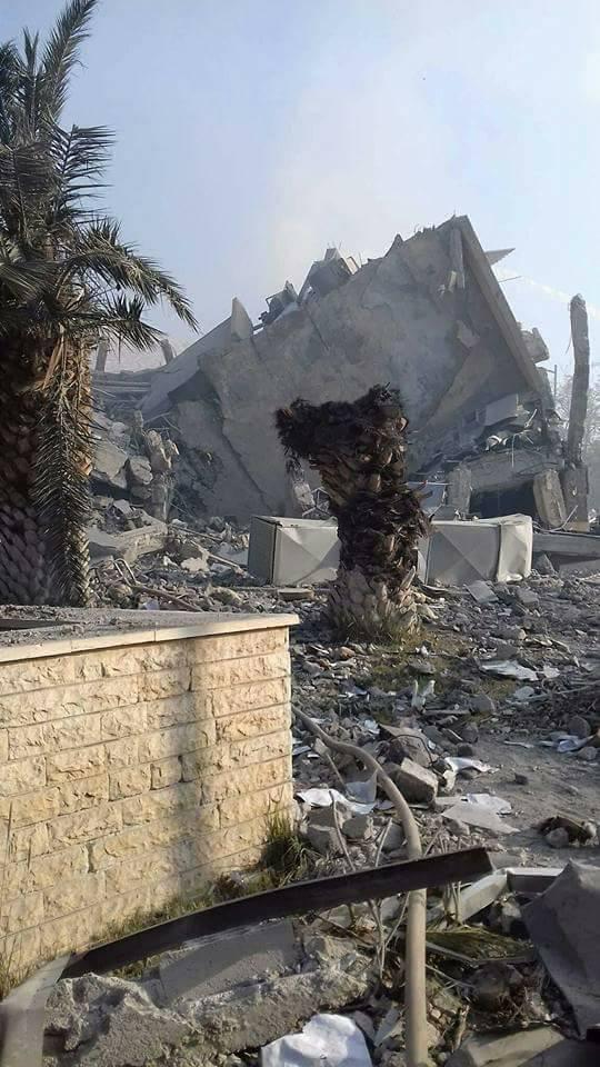 Точечный удар международной коалиции против химобъектов режима Асада - вынужденный, но оправданный шаг, - Порошенко - Цензор.НЕТ 6906