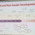 Image for the Tweet beginning: One hundred years of #insulin