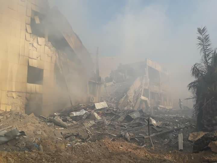 Точечный удар международной коалиции против химобъектов режима Асада - вынужденный, но оправданный шаг, - Порошенко - Цензор.НЕТ 3272