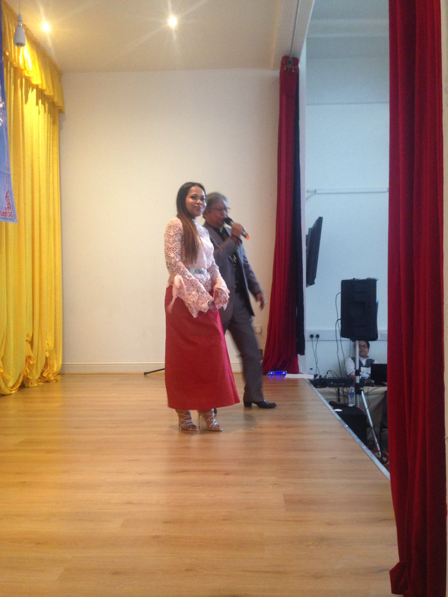 Songkran / Khmer New Year Celebration @Centre151 celebrations are on now until 22h!