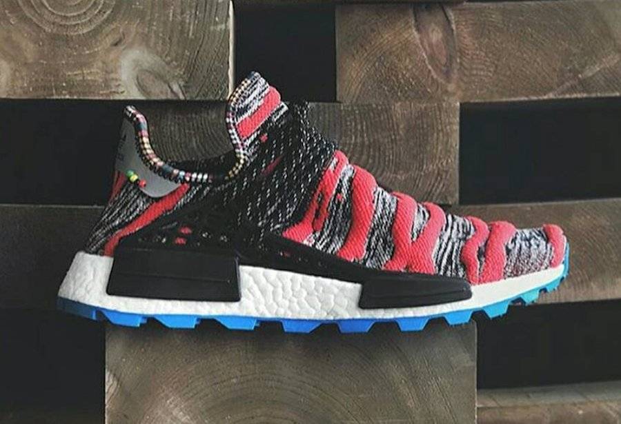 #Pharrell x #adidas #NMD Afro Hu Pack to debut sometime this August 2018  http://bit.ly/sneakersnew pic.twitter.com/51ymP3Dxfy