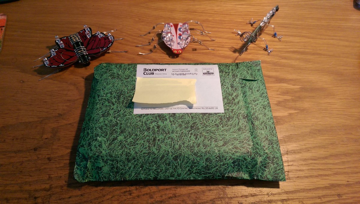 What could this be... #BoldportClub @boldport