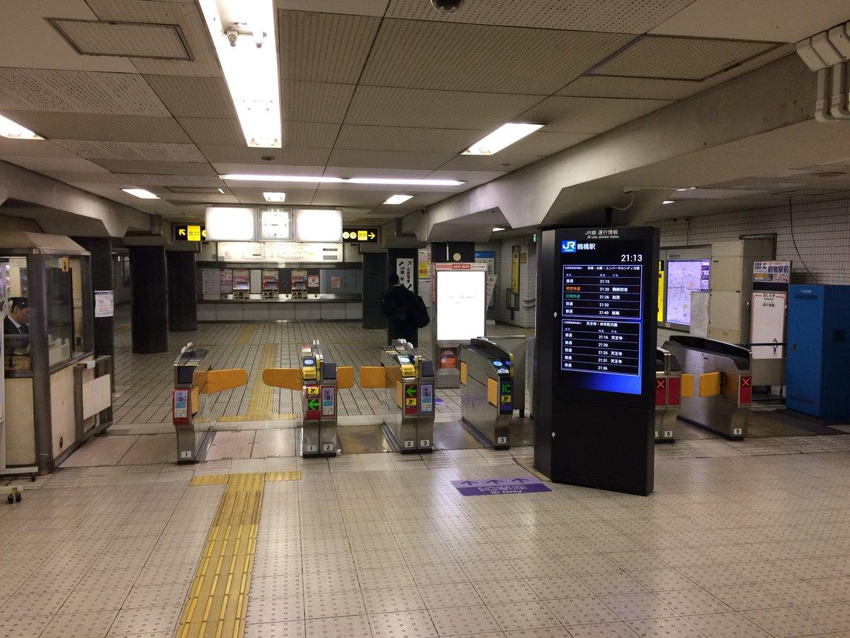 鶴橋 駅 構内 図