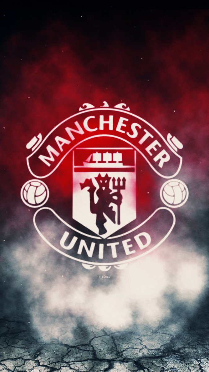 Fredrik On Twitter Manchester United Crest Edit Mufc Hit If You Want To See More Edits Like This