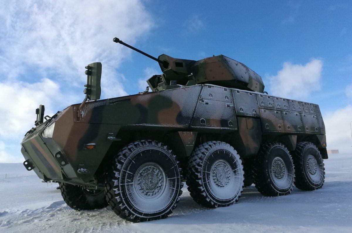 تعرف على منصة اسلحة  NEFER التركية التي تعمل عبر التحكم عن بعد من انتاج Aselsan  Davu5PcWsAAd5Xz