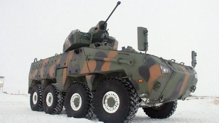 تعرف على منصة اسلحة  NEFER التركية التي تعمل عبر التحكم عن بعد من انتاج Aselsan  Davu5PdWkAEdVF6