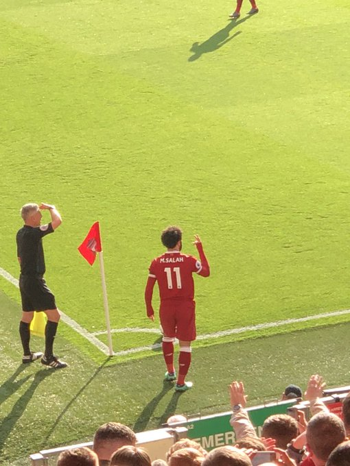 Anfield Foto