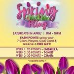 Image for the Tweet beginning: #Saturdays in #April @ #Paradise