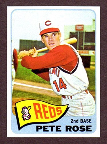 Happy 77th Birthday to my childhood hero - Pete Rose. Pete, the player, was a tenacious competitor.