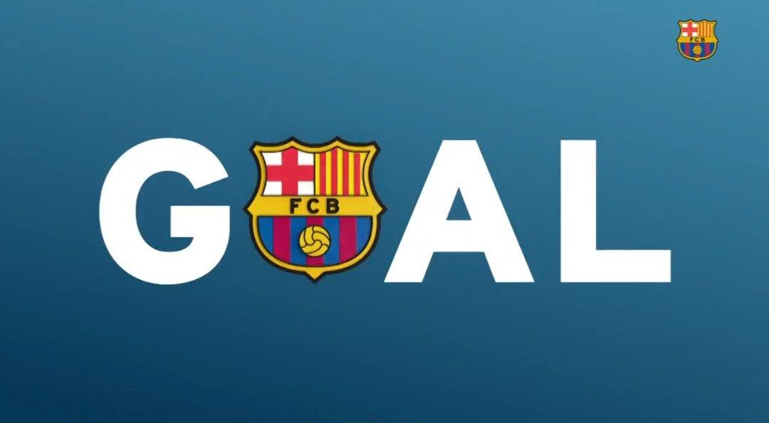 Barça 2-0 Valencia https://t.co/YHRG174zTR