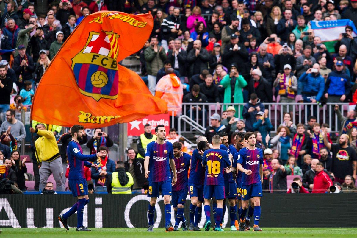 Chấm điểm kết quả Barcelona 2-1 Valencia