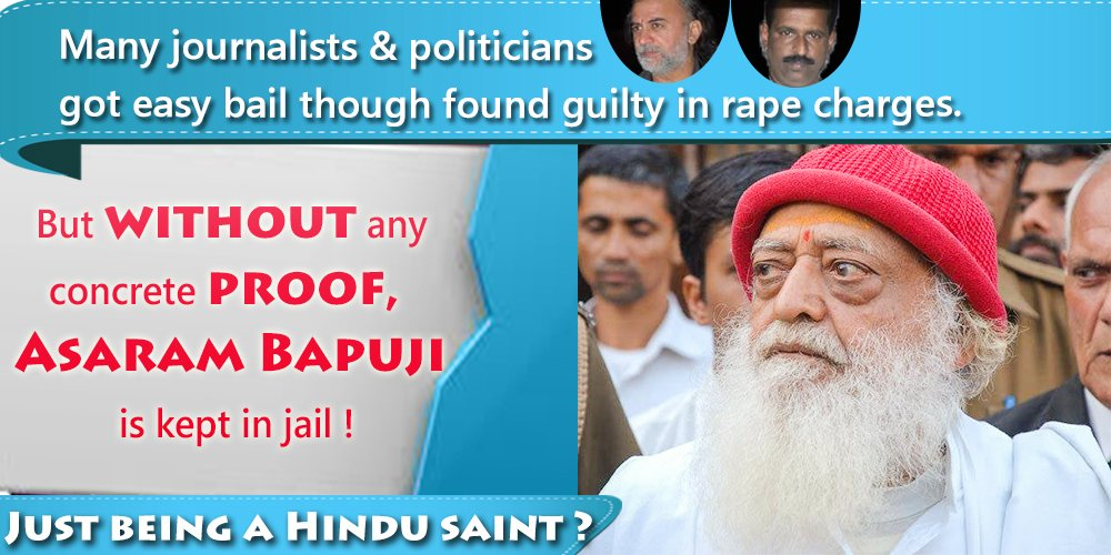 #AsaramBapu Ji's devotees all over world demand JUSTICE. #AsaramVerdict #AsaramCaseVerdict #AsaramConvicted - TRUTH is #बापूजी_निर्दोष_हैं<br>http://pic.twitter.com/wFpcVXzp4i