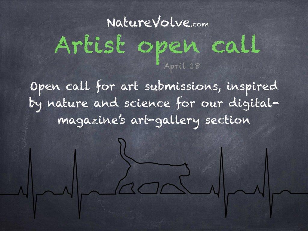 NatureVolve Science&Art Magazine on Twitter: