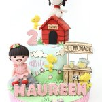 """125 Likes, 4 Comments - aBite (@abitesg) on Instagram: """"♥️ Happy 2nd Birthday Maureen ♥️ . For all orders and enquiries, please drop us an email at…"""" This fantastic party idea was featured today on https://t.co/2n0L40LUCS! #partyideas #party #birthdayparty #holiday #celebr…"""