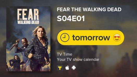 Fear the Walking Dead is back tomorrow!...