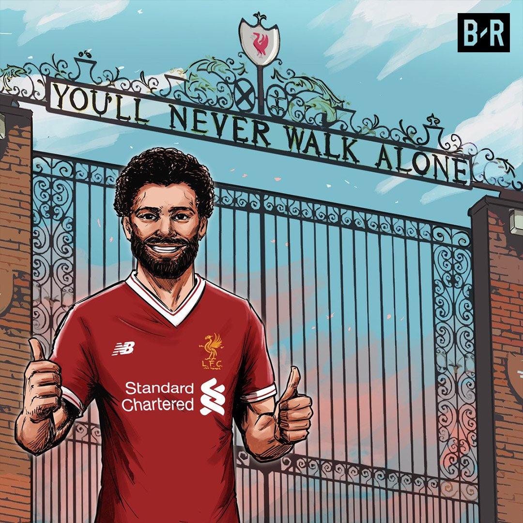 40 goals this season 🇪🇬👑