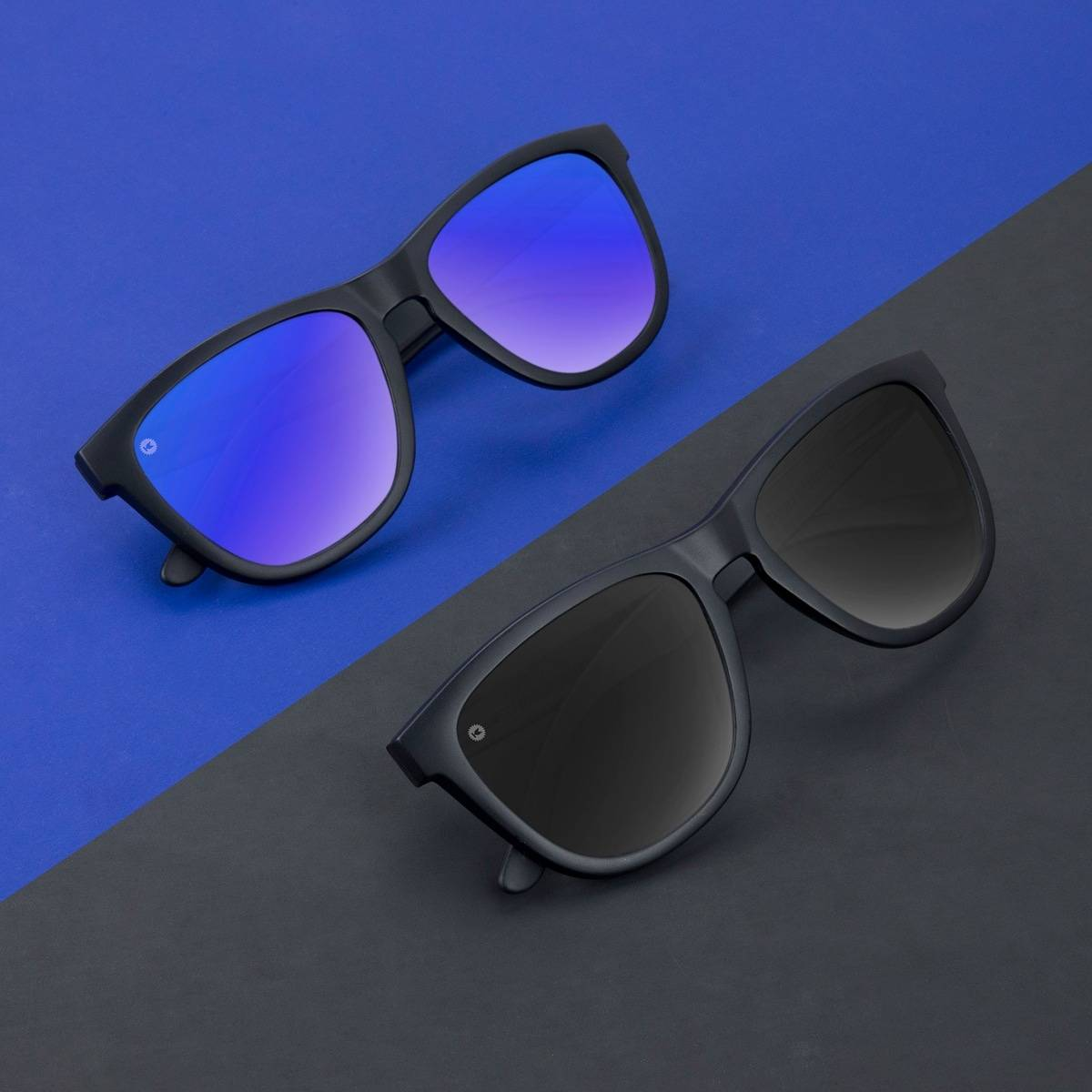 3f4387982b8 These two daily drivers will never let you down  black   moonshine Premiums  and black   smoke Premiums (both polarized)  http   bit.ly 2HhlJ4n   knockaround ...