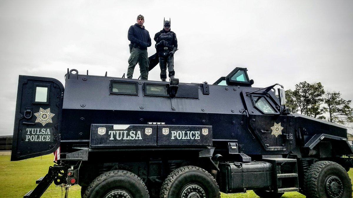 TulsaPolice photo