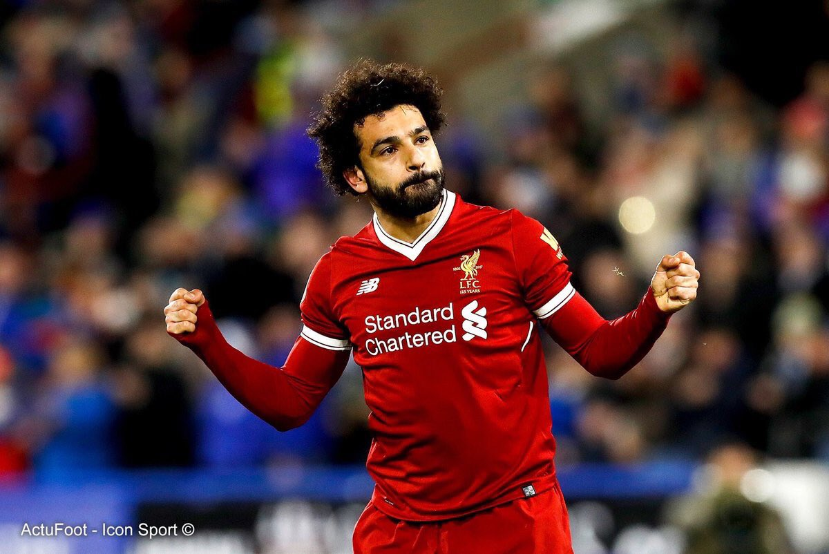 RECORD ! Mohamed Salah devient le meilleur buteur africain sur une saison de Premier League (30 buts). 👑