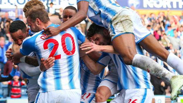 Video: Huddersfield Town vs Watford
