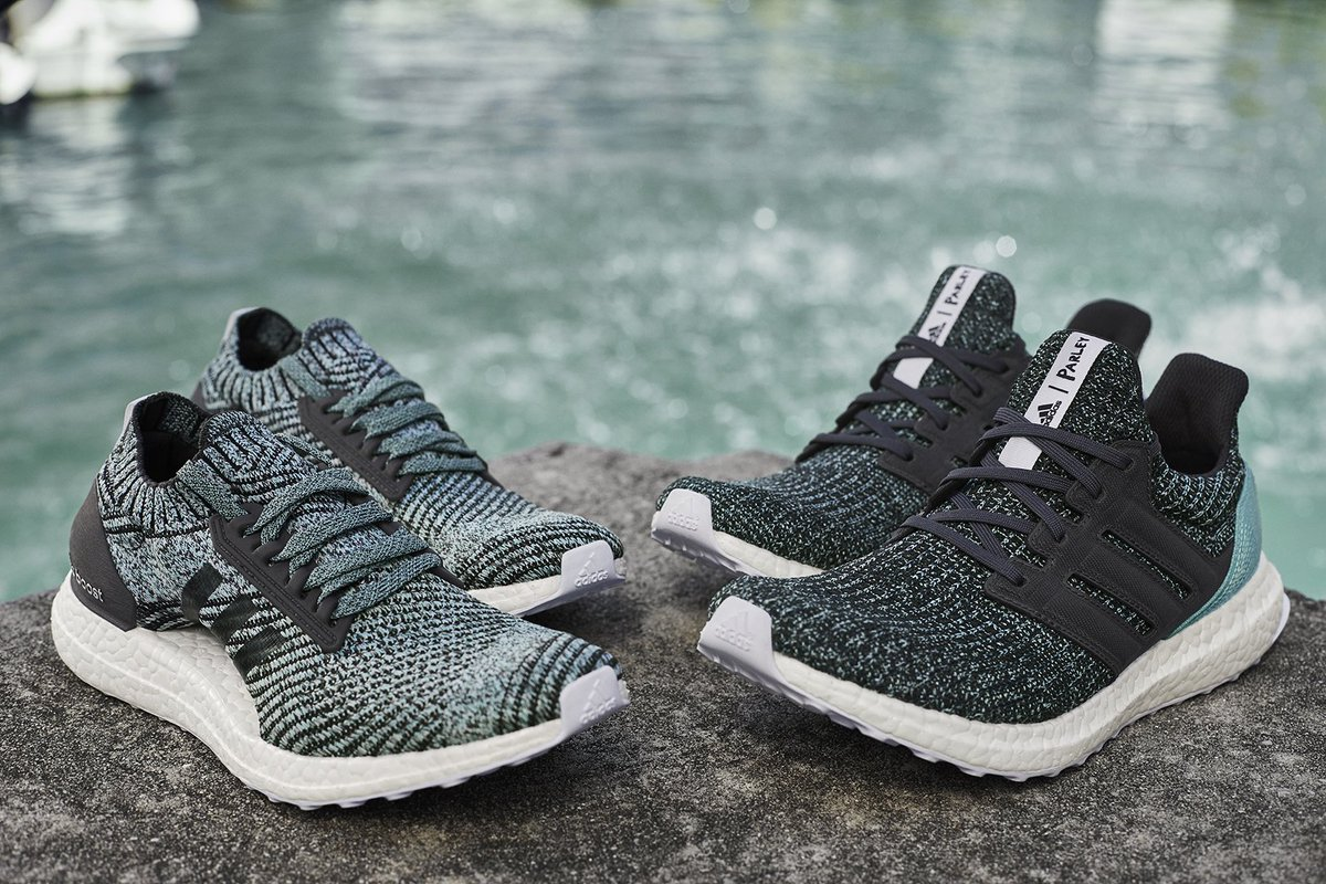 0201781a395b6 ... hot adidas alerts on twitter closer look at the parley x adidas ultra  boost 4.0 and