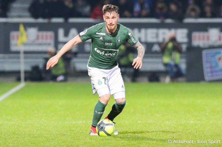 Mathieu Debuchy est le défenseur le plus prolifique des 5 grands championnats en 2018 avec 4 buts inscrits depuis son arrivée à Saint-Étienne ! (@OptaJean)