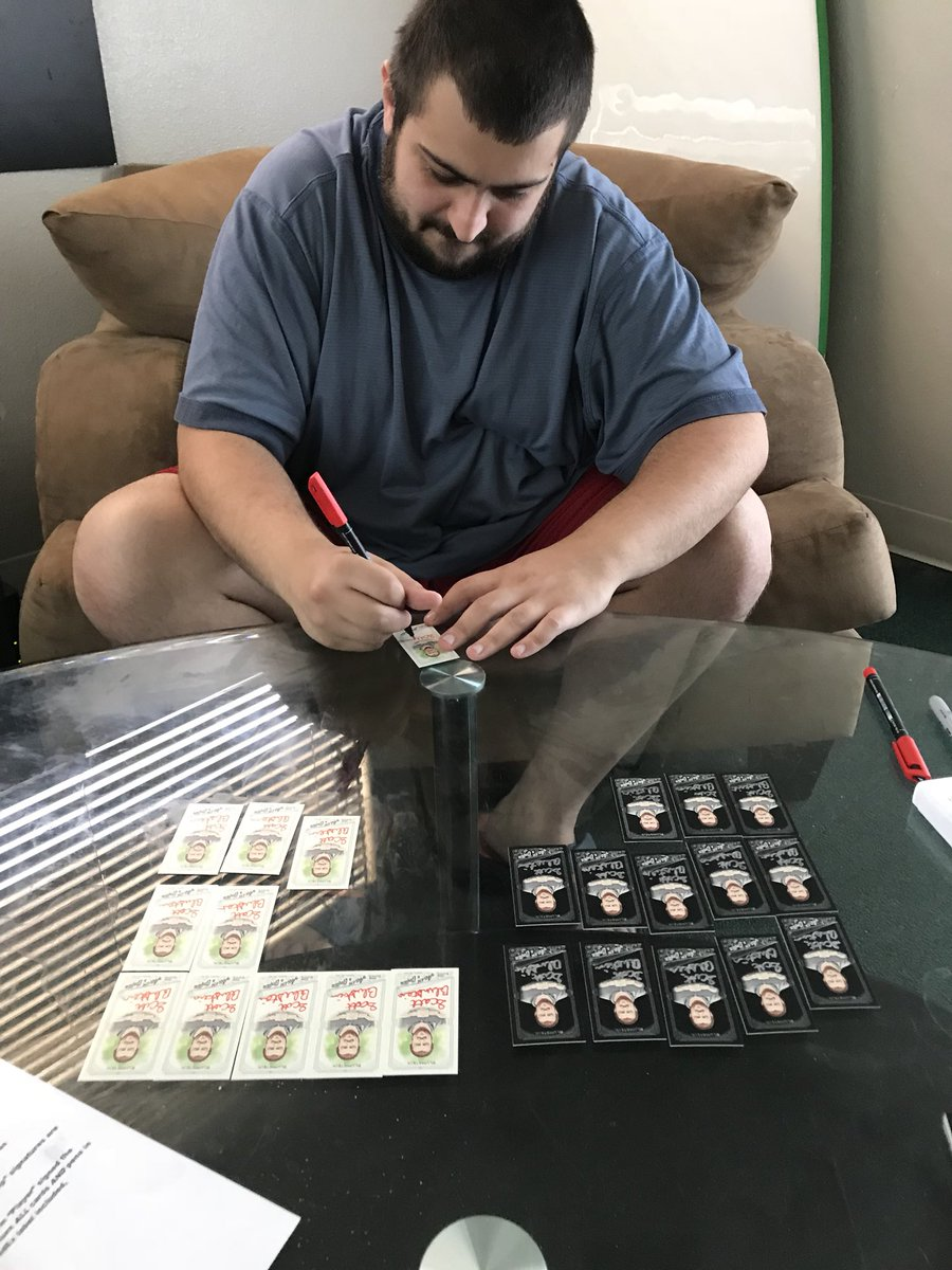 Scott Blumstein Twitterren Collecting And Trading Sports