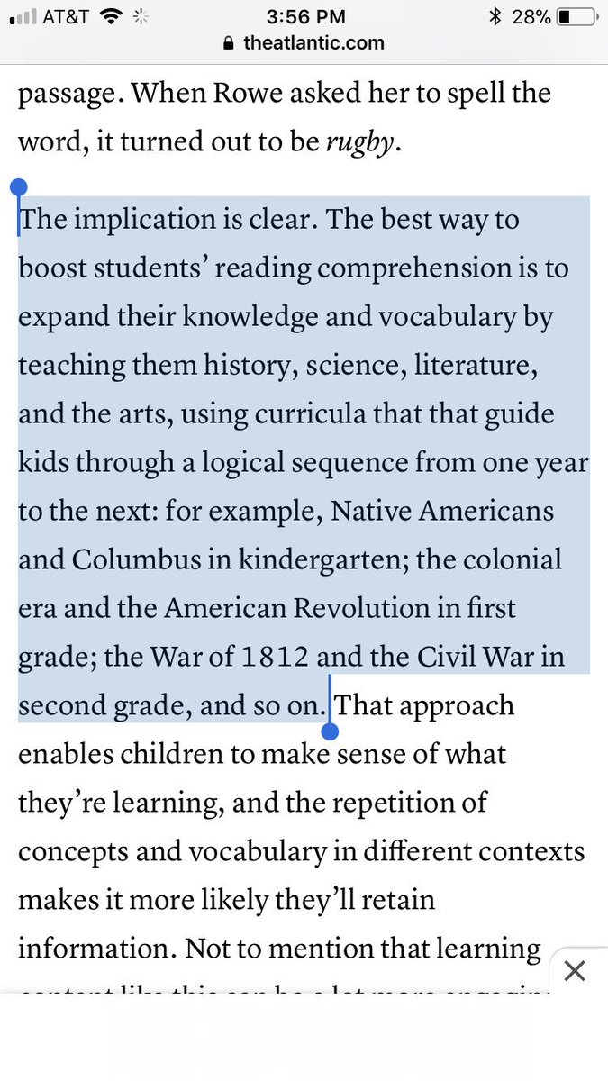 Why American Students Havent Gotten >> Daniel Willingham On Twitter Why American Students Haven T Gotten