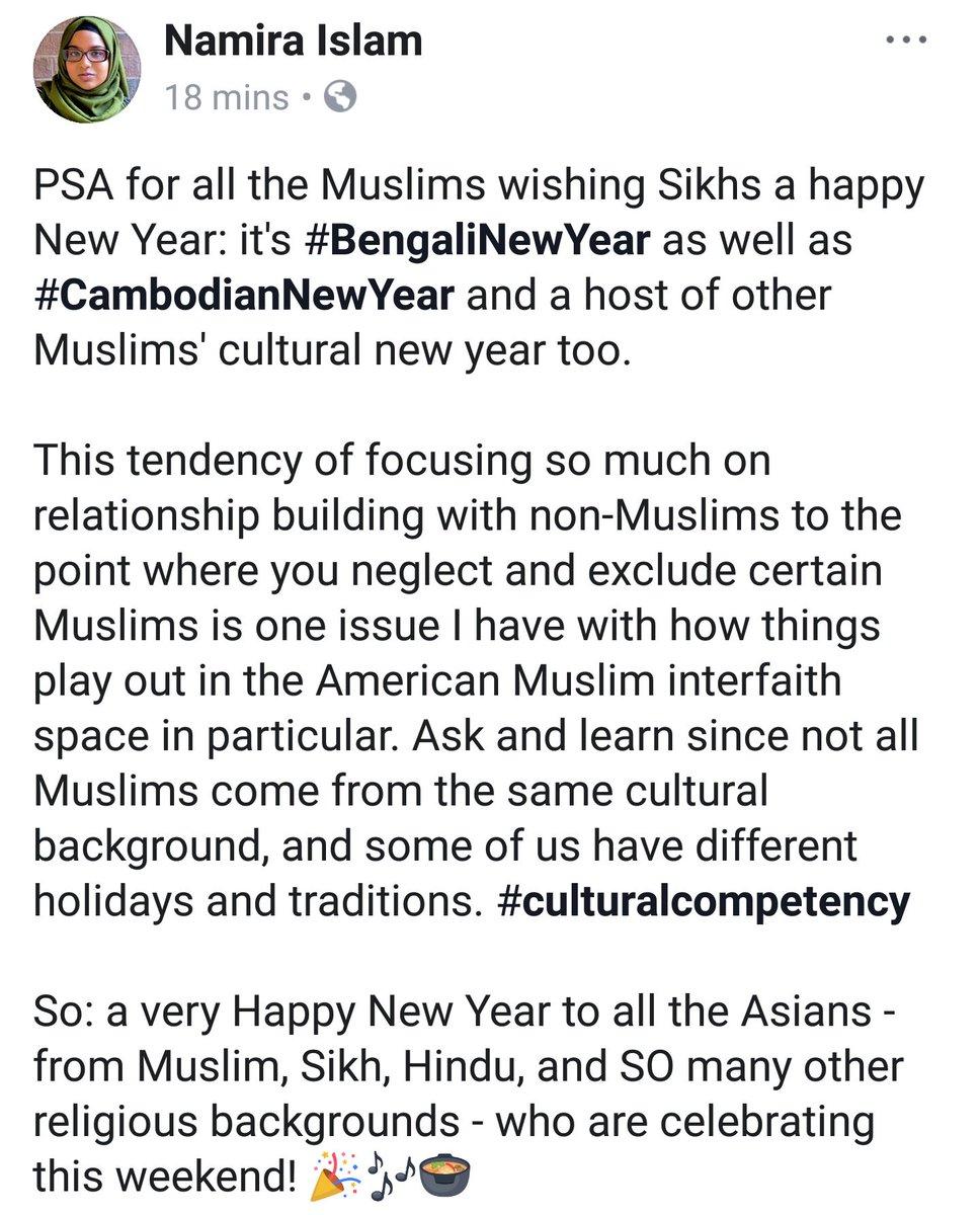 Namira Islam on Twitter: