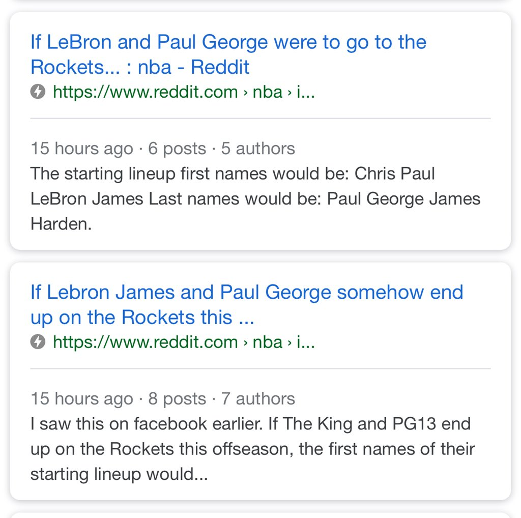 """James Harden And Paul George: Justin Rowan 🇨🇦 On Twitter: """"Just Realized If Lebron And"""