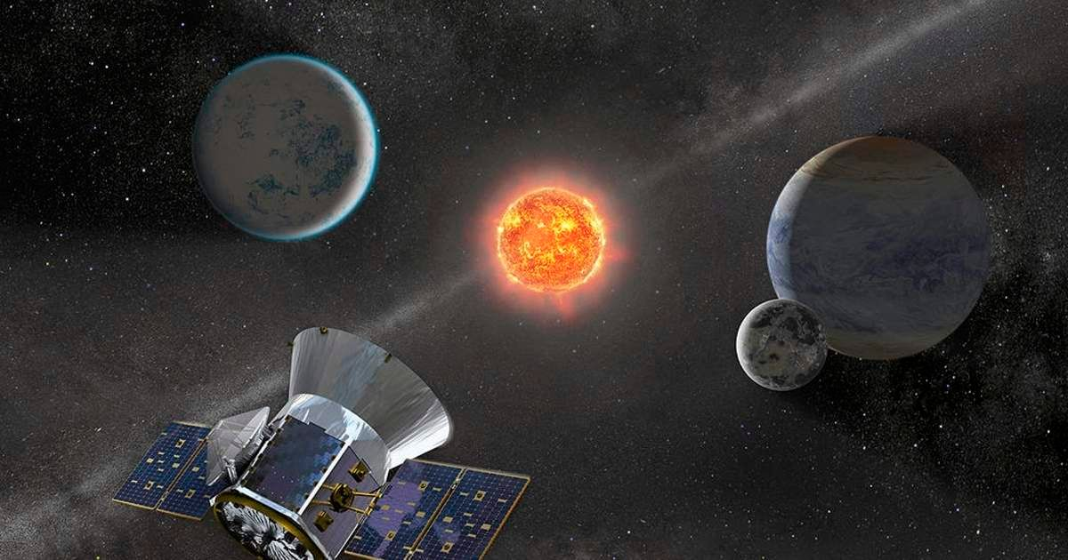 NASA's incredible exoplanet-hunting telescope is about to launch https://t.co/I8KneDb9Ym