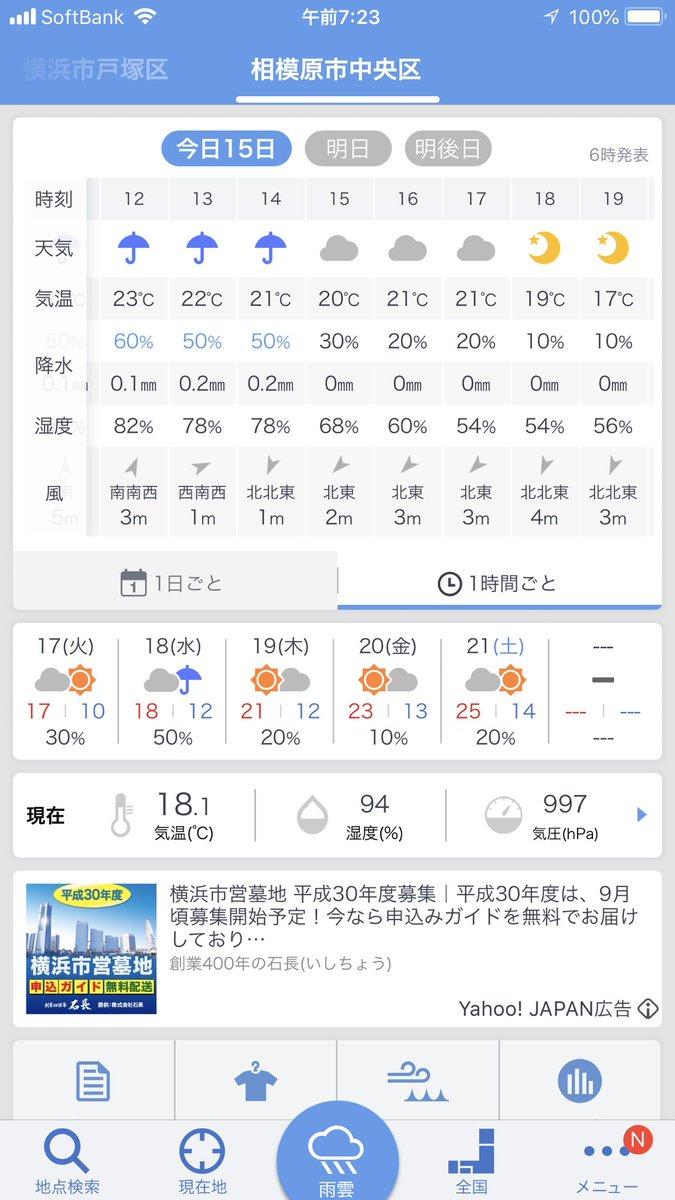 天気 横浜 市 戸塚 区 横浜の過去の天気 2020年8月