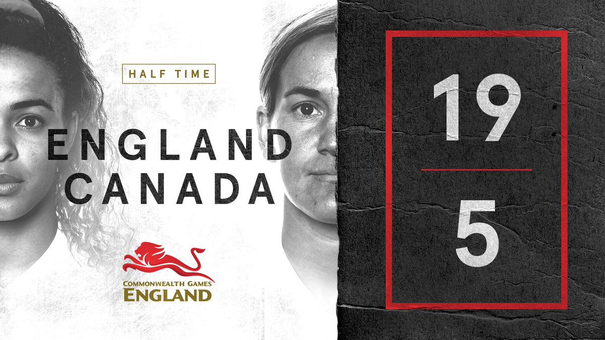 England Women have the lead at half time in their #GC2018 Bronze Medal match, thanks to tries from @Lbthom1, @DeborahF91 and @claireallan13.