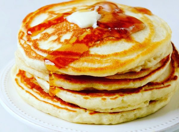 Pancakes soo yummy .... If you want to see more click here  https:// ricetteperpassione.altervista.org/pancakes/  &nbsp;   #PancakeDay #pancakes #dessert #recipe #ricette #cuisine #food #foodie #foodlove #cooking #americanfood<br>http://pic.twitter.com/i8s1o0edwq