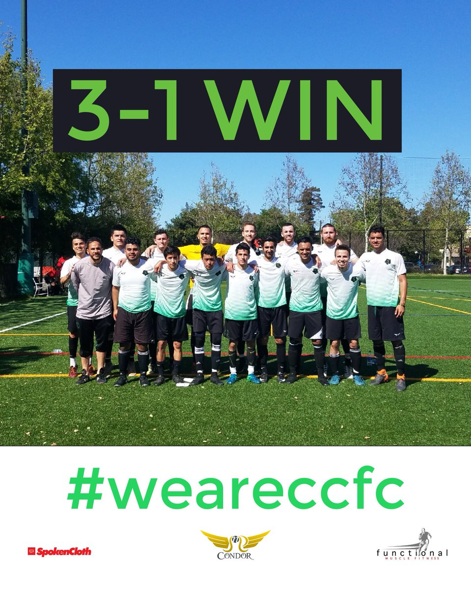 3pts this afternoon finds CCFC take 1st inleague.  Hoping for a good result in our favor tonight in the other Liga game today. #contracostafc #liganorcal #supportlocalsoccer #supportlocalfutbol #contracostacounty @NorCalPreSoccer @FMFathleticism _soccer @SpokenCloth @CondorSoccer