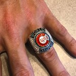#iamCubsessed and have the ring to prove it. Go #Cubs Go!!
