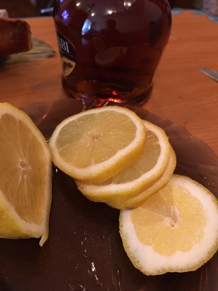 Похудение коньяк лимон