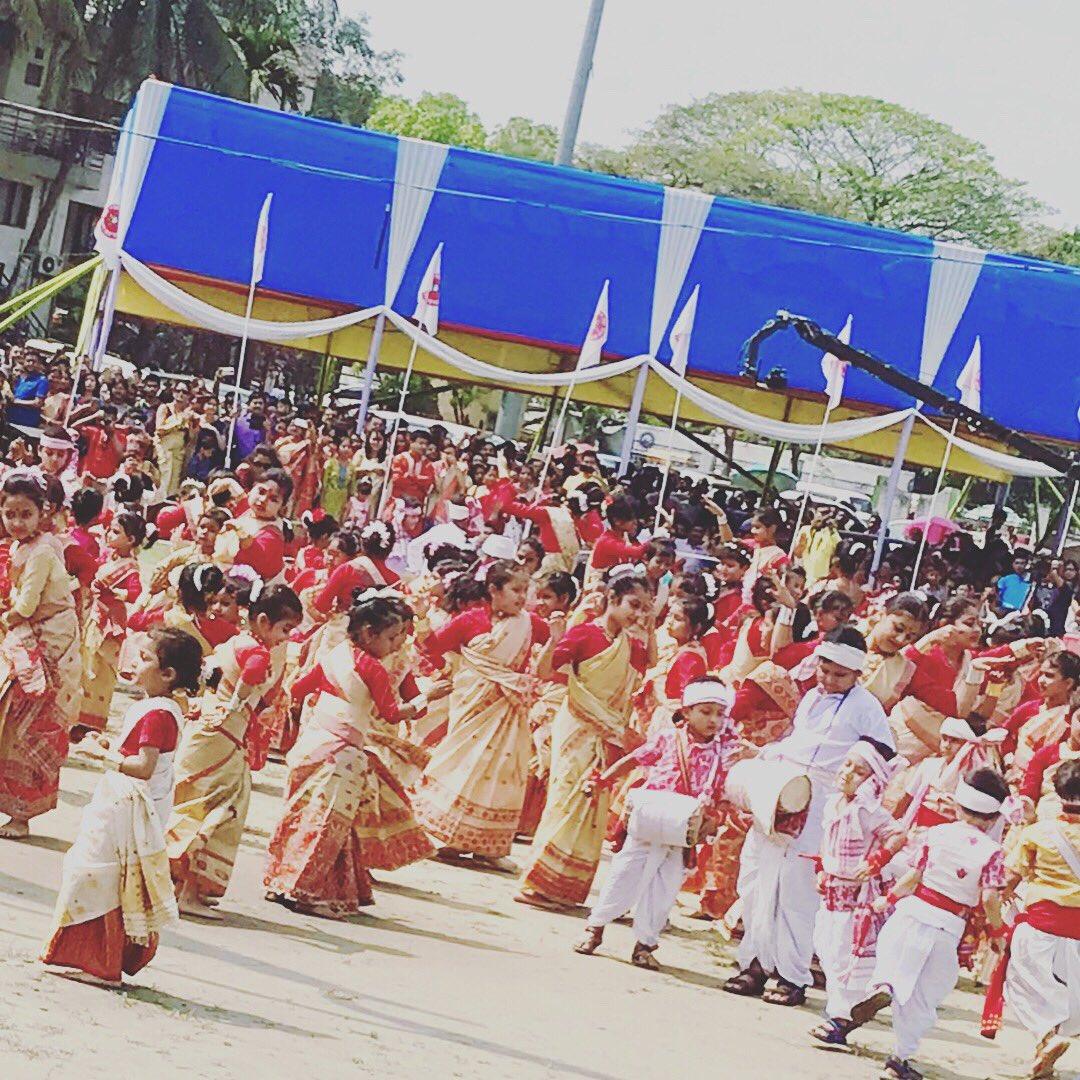Prerana Barbarooah On Twitter Rongali Bihu And Assamese New Year