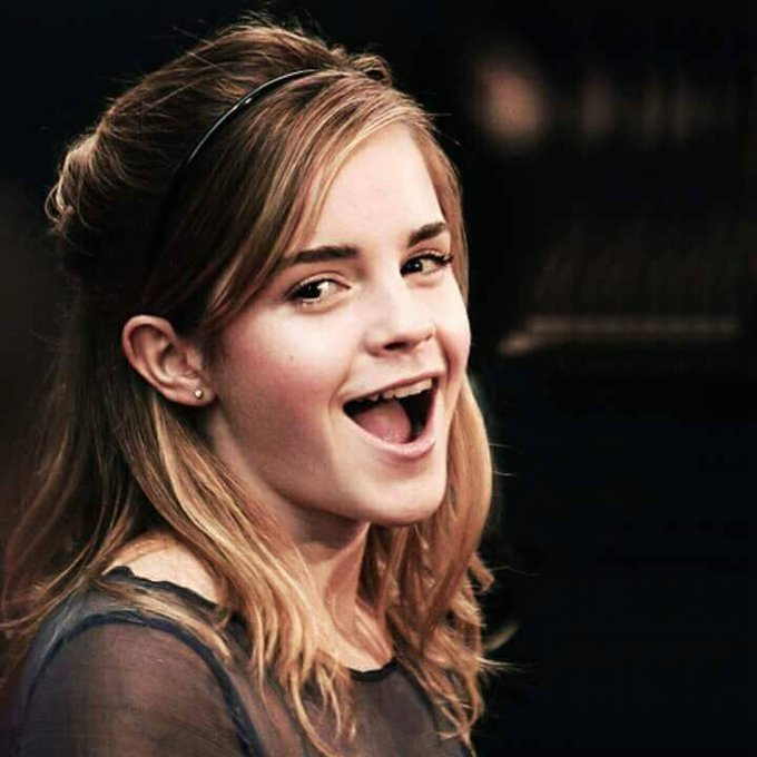 Happy birthday to Emma Watson (Hermione granger) make your like more interesting by your brother
