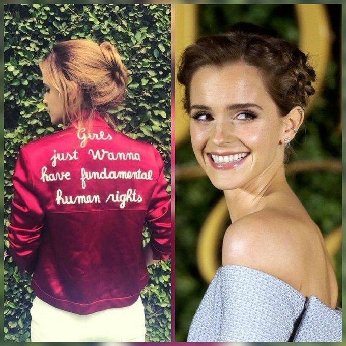 Happy birthday Emma Watson!!  You are an Inspiration!!