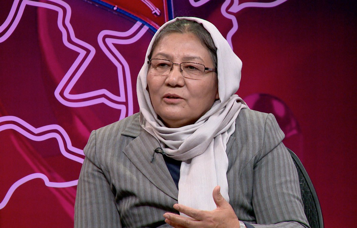 Habiba Sarabi, deputy head of the High Peace Council: Whenever we Afghan women adorn ourselves with knowledge and have a proper study of Islamic texts, then we can defend our rights.  @SarabiHabiba Sarabi #Afghan #Women #peace #Afghanistan #Kabul #education @AfghanistanHPC