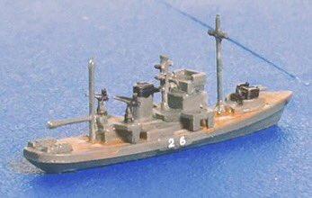 4月15〜24日の艦船