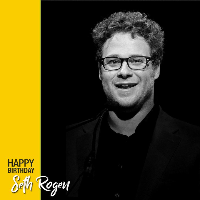 Happy Birthday, Seth Rogen!