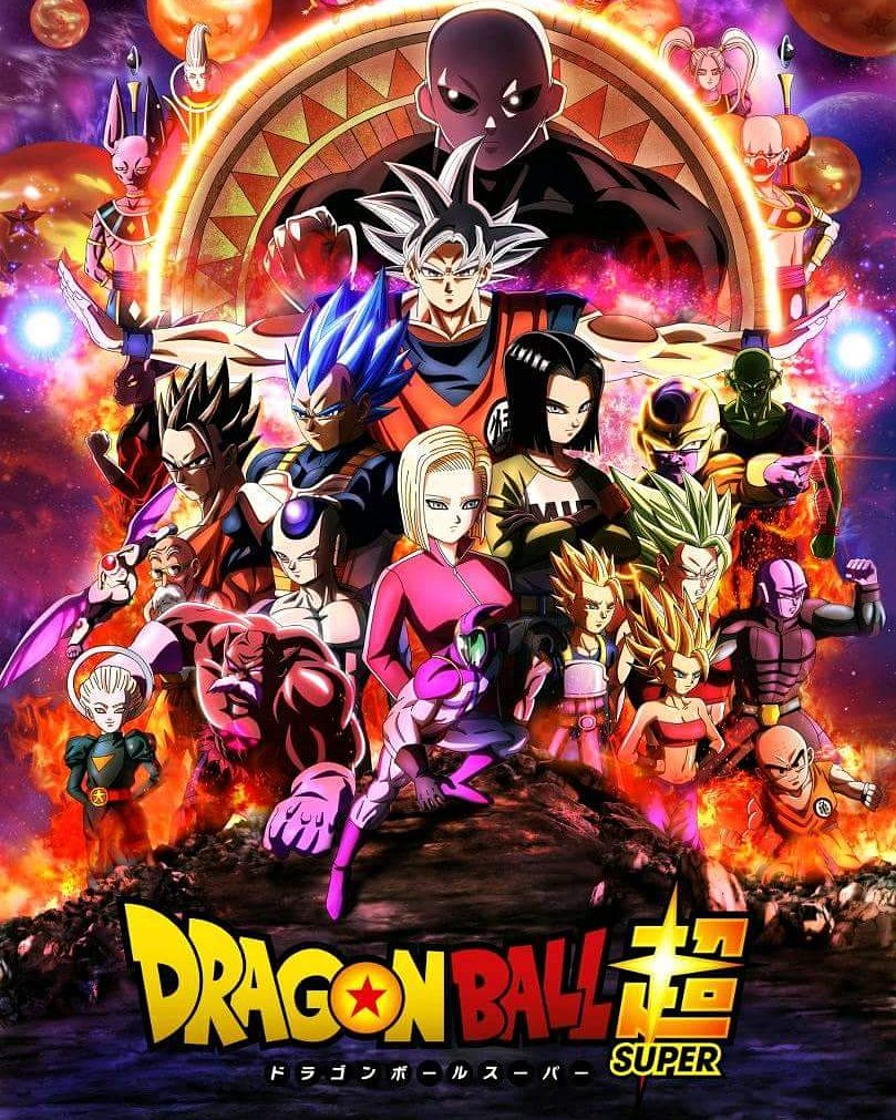 "Dragon Ball Manga Tournament Of Power: Goku God Of All Saiyan's On Twitter: ""This Should Have"