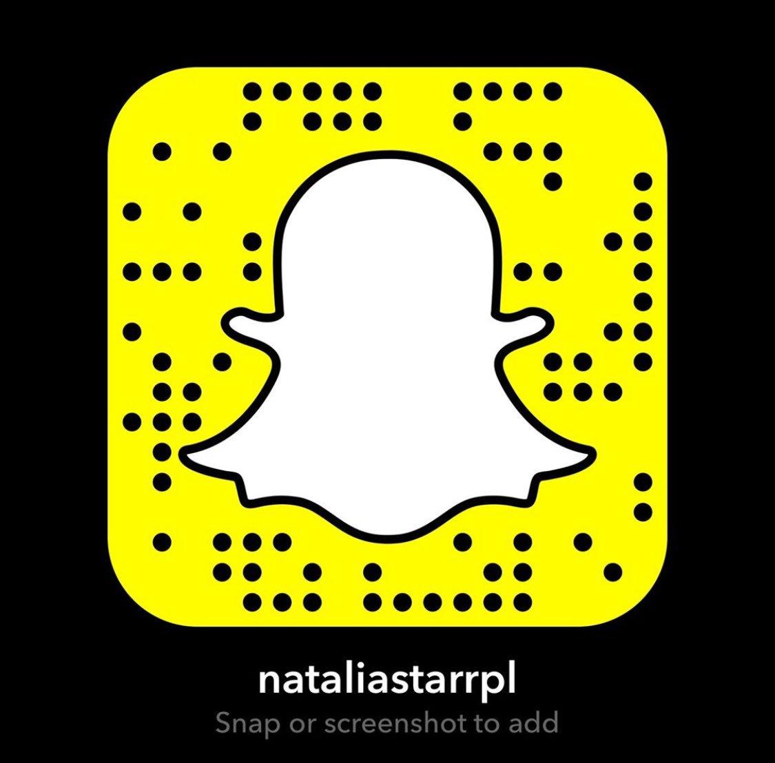 Natalia Starr twitter @nataliaxstarr