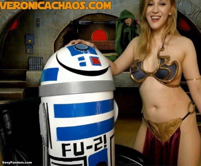Sexy Fandom: VeronicaChaos Is An Irresistible Slave...