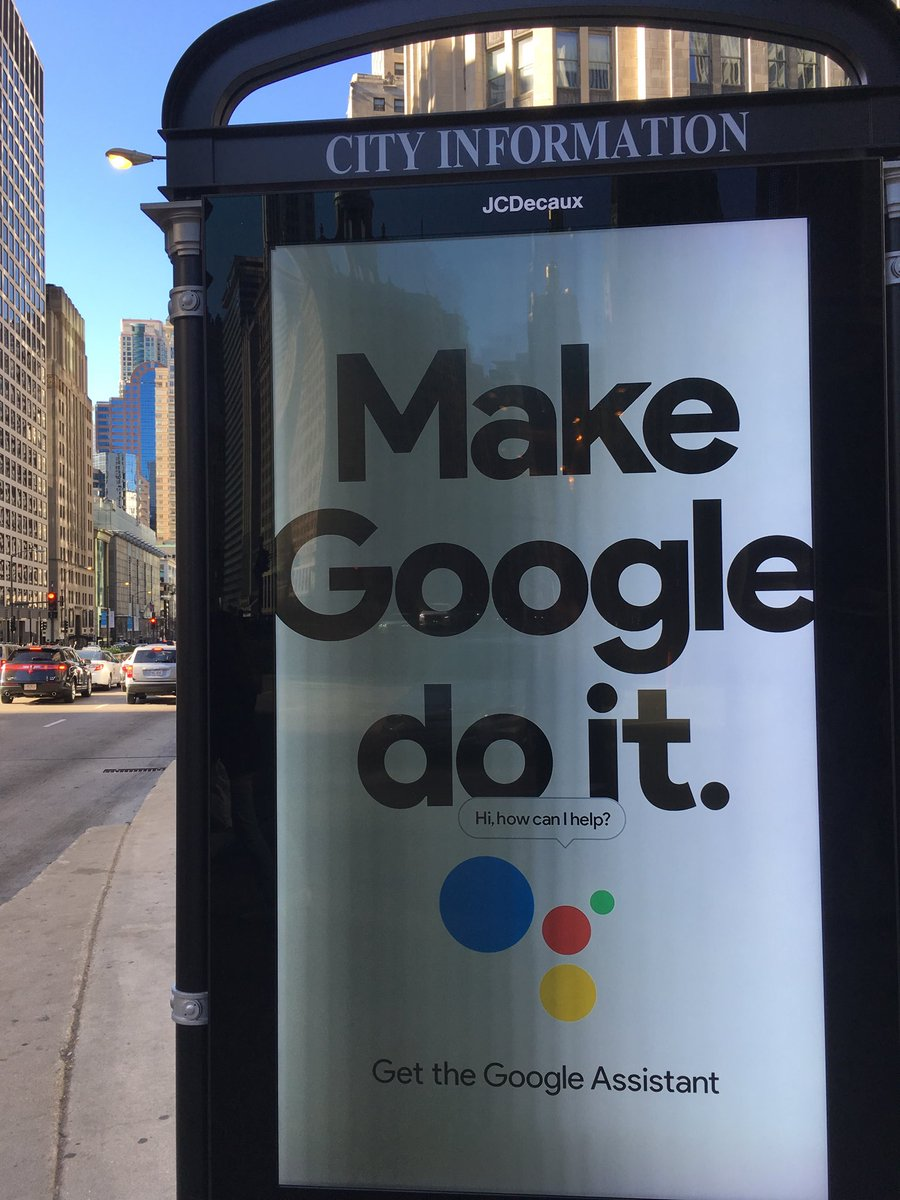 "Saw this billboard and thought, ""OK Google, start fighting fake reviews on Google My Business."" https://t.co/9hhQFjxP45"