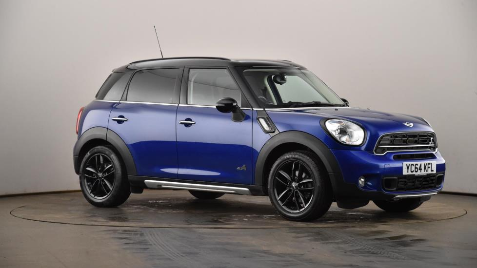Equator Motors Uk On Twitter 2014 64 Mini Countryman 20
